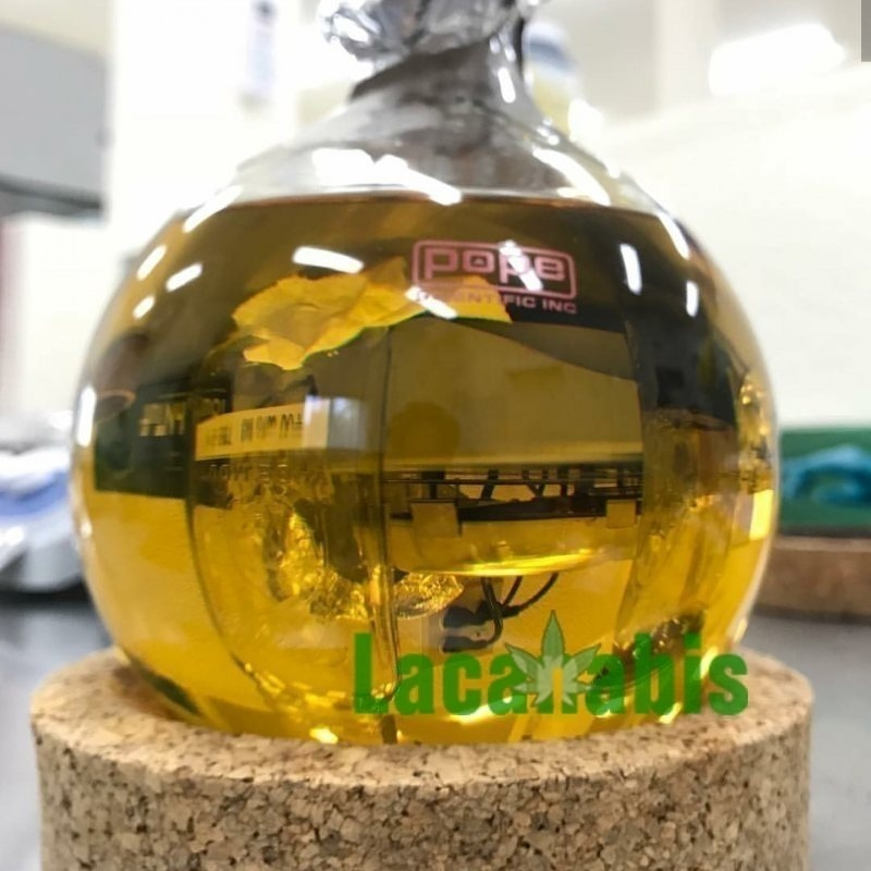 Super Lemon Haze Oil, 500ml (1 jar).