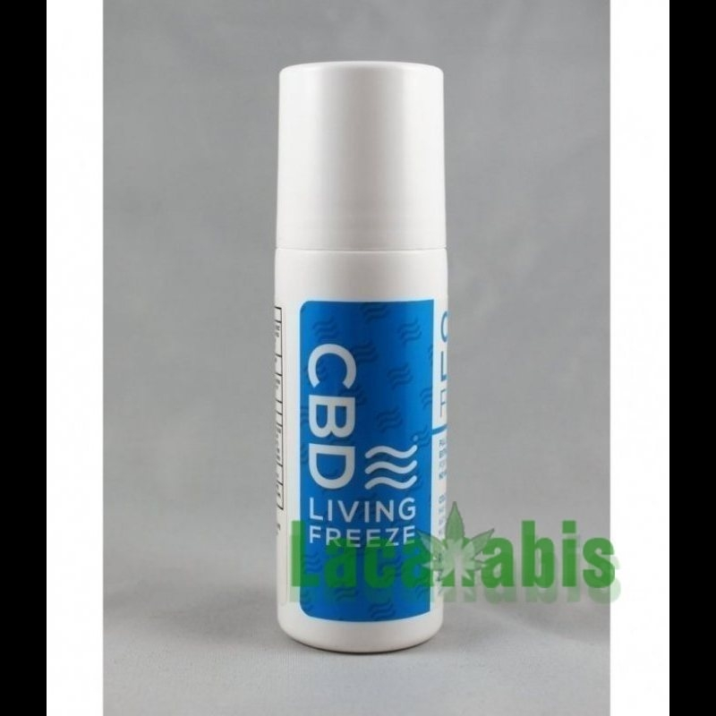Cbd Living Freeze(3 bottles)