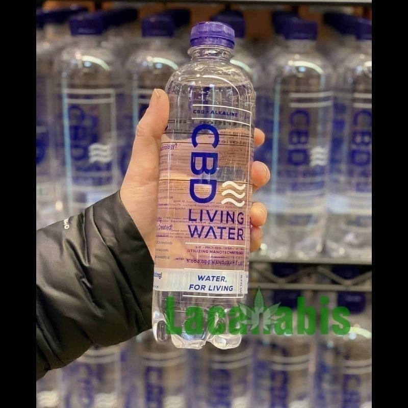 Cbd Living Water (6 bottles)